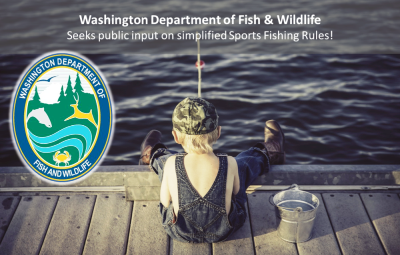 Wdfw commission to consider simplified sportfishing rules for Wdfw fishing regulations